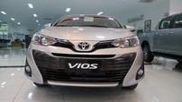 Toyota Vios 2018 sắp ra mắt Việt Nam có 7 túi khí, thiết kế như xe ở Lào