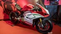 Đánh giá nhanh siêu phẩm Ducati Panigale V4 Speciale