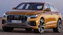 """SUV hạng sang Audi Q8 2019 chính thức """"hiện nguyên hình"""" trước giờ ra mắt"""