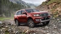 Ford Everest 2018 sắp về Việt Nam sẽ ra mắt Thái Lan trong tháng sau