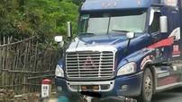 Vợ đăng video kêu oan cho chồng lái xe container sau tai nạn chết người tại Lạng Sơn