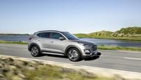 Hyundai Tucson 2019 ra mắt tại châu Âu với động cơ giống Kia Sportage nâng cấp