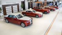Đây là showroom xe siêu sang Rolls-Royce đỉnh nhất thế giới
