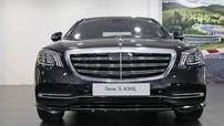 Đánh giá nhanh Mercedes-Benz S450L 2018 có giá bán 4,2 tỷ Đồng