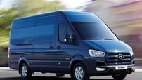 Hyundai Solati - Xe thương mại cạnh tranh Ford Transit sắp ra mắt Việt Nam