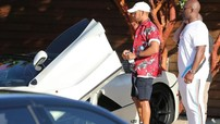 Tay đua F1 Lewis Hamilton tậu siêu phẩm Ferrari LaFerrari Aperta hơn 2 triệu USD
