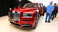 Rolls-Royce Cullinan ra mắt giới nhà giàu tại Canada