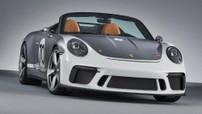 Kỷ niệm 70 năm thành lập, Porsche vén màn 911 Speedster mới
