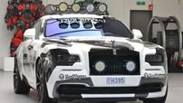 """Làm quen Rolls-Royce Wraith độ siêu dị cùng động cơ """"thông nòng"""" lên 810 mã lực"""