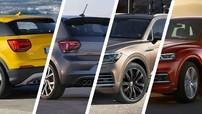 """Các thương hiệu con của Volkswagen """"chung chạ"""" thiết kế, xe bình dân """"na ná"""" ô tô hạng sang"""