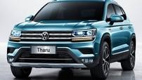 Volkswagen Tharu - đối thủ của Honda CR-V - được tung hình ảnh chính thức