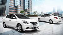 Giá xe Nissan Sunny 2018 mới nhất tháng 6/2018