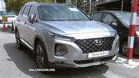 Bộ ba xe mới của Hyundai, có cả Santa Fe 2019, chạy thử tại Đông Nam Á