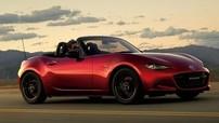 Mazda MX-5 Miata 2019 có động cơ 181 mã lực mới, giá khởi điểm 23.218 USD