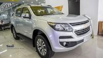 Vắng Toyota Fortuner, Chevrolet Trailblazer thành SUV 7 chỗ bán chạy nhất Việt Nam