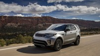 """Land Rover Discovery 2019 có động cơ mới, chỉ """"ngốn"""" 7,8 lít nhiên liệu cho 100 km"""