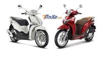 Chọn mua xe Piaggio Liberty hay Honda SH Mode với 60 triệu đồng