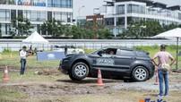 Off-road cùng Land Rover - Khi xe nhà giàu đi nghịch bùn đất