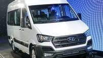 Hyundai Solati ra mắt với giá 1,08 tỷ đồng, cạnh tranh với Ford Transit