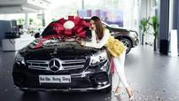 Hoa hậu Hương Giang tậu SUV tiền tỷ Mercedes-Benz GLC300 4Matic