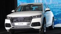 Giá xe Audi Q5 2018 mới nhất tháng 6/2018