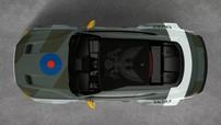 Ford Mustang mang cảm hứng chiến đấu cơ có sức mạnh như siêu xe