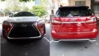 """Crossover hạng sang 7 chỗ ngồi Lexus RX350L đầu tiên """"làm dâu"""" Bình Dương"""