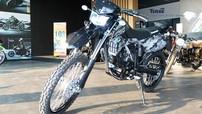 Giá xe Kawasaki KLX 250 tháng 6/2018