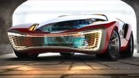 Siêu xe điện tự lái trong tương lai lấy cảm hứng từ Iron Man trông sẽ như thế này