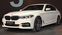 Giá xe BMW 5 Series 2018 mới nhất tháng 6/2018