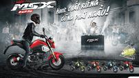 Honda MSX 125 2018 ra mắt với nhiều màu sắc mới