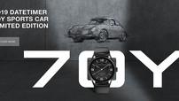 Đồng hồ phiên bản giới hạn dành cho người mê xe Porsche