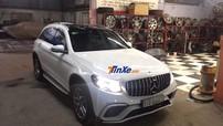 """Mercedes-Benz GLC 300 tại Sài thành được chủ nhân """"lên đời"""" body kit GLC 63"""
