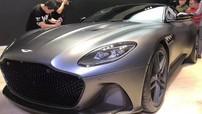Siêu xe Aston Martin DBS Superleggera 2019 bí mật ra mắt các đại gia châu Á