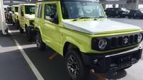 Suzuki Jimny 2019 được chuyển đến đại lý trước ngày ra mắt chính thức