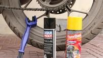6 bước chăm sóc và vệ sinh xích giúp xe vận hành tốt hơn