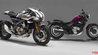 Honda rục rịch thiết kế Rebel 1000 và Cafe Racer 1000cc mang cỗ máy của Africa Twin