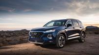 Hyundai Santa Fe 2019 bản Mỹ có giá bao nhiêu?
