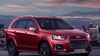 Bảng giá xe Chevrolet 2018 mới nhất tháng 7/2018