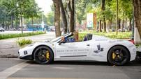 Đánh giá nhanh siêu xe mui trần hàng độc Ferrari 458 Spider của ông Đặng Lê Nguyên Vũ