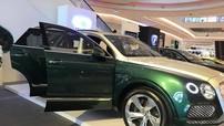 Bentley Bentayga màu độc được cho Nam tiến để tìm chủ nhân
