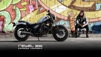 Honda Rebel 300 2020: Giá xe Rebel 300 mới nhất tháng 7/2020