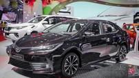 Giá xe Toyota Corolla Altis 2018 mới nhất tháng 7/2018