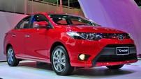 Giá xe Toyota Vios 2018 mới nhất tháng 7/2018
