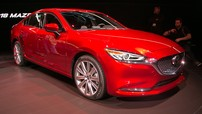 Giá xe Mazda 6 2018 mới nhất tháng 7/2018