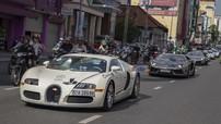 Cận cảnh những chiếc siêu xe triệu đô tham dự hành trình xuyên Việt Trung Nguyên