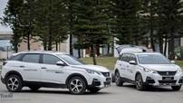 Giá xe Peugeot 3008 2018 mới nhất tháng 7/2018