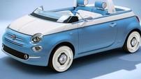 Fiat 500 Spiaggina - Phiên bản xe đặc biệt không thể đáng yêu hơn