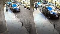 Kẻ gian ăn trộm Audi Q7 của tùy viên đại sứ quán Israel giữa ban ngày