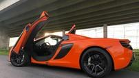 """Đánh giá nhanh McLaren 650S Spider: Siêu xe mui trần hàng """"hot"""" tại Việt Nam"""